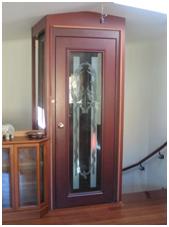 Внутренний лифт для коттеджа